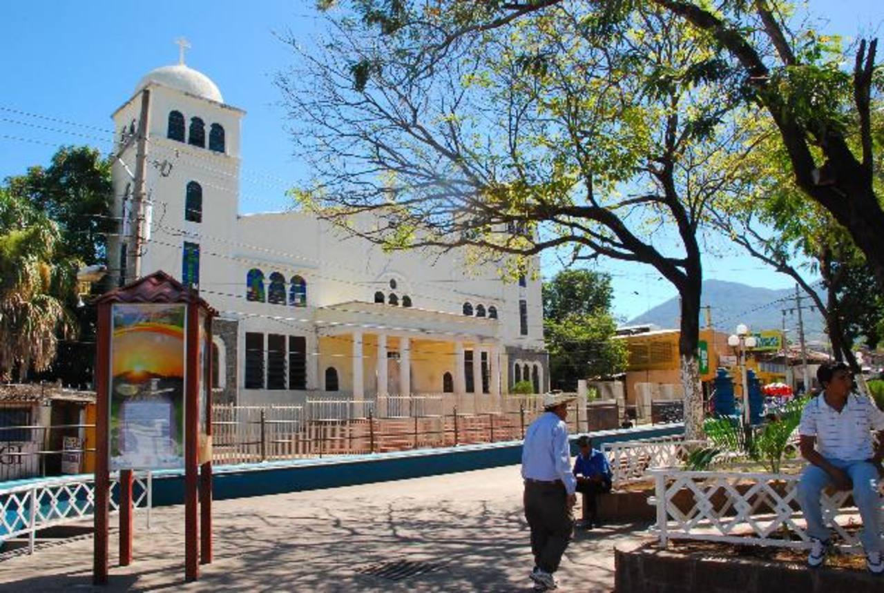 La cabecera de La Unión, según su edil, sería propuesta como municipio santuario. foto edh / archivo