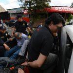 A los procesados los arrestaron en un operativo antidrogas en la colonia Miramonte. Foto EDH / Archivo