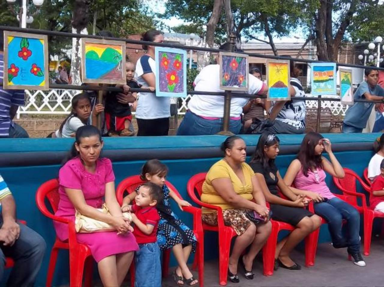 La comuna de La Unión realizó entre noviembre 2012 el presente mes un curso de verano. Foto EDH / insy mendoza
