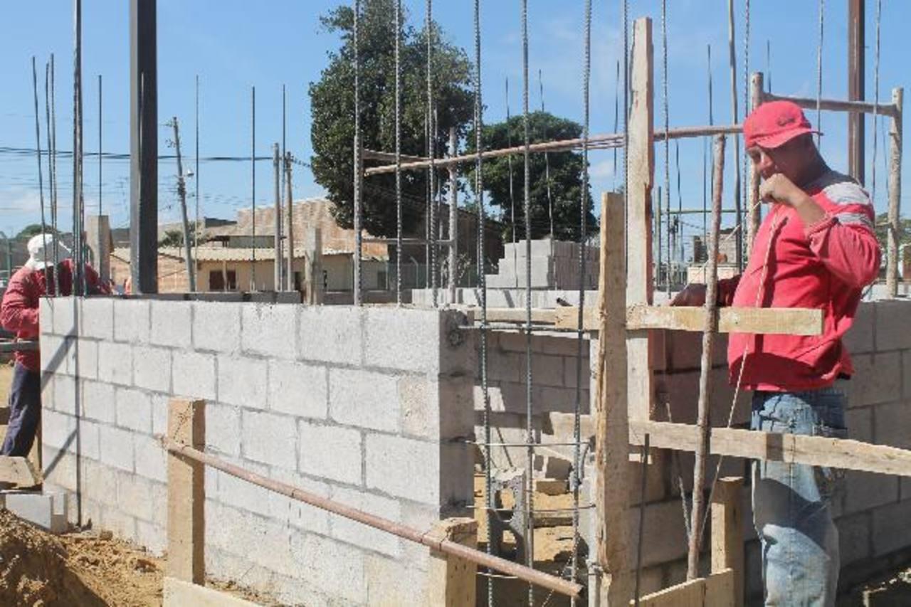 Se prevé que las nuevas instalaciones comenzarán a funcionar en marzo. Foto EDH / Roberto Díaz Zambrano