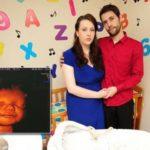 Decide no abortar al ver sonrisa del bebé en ecografía