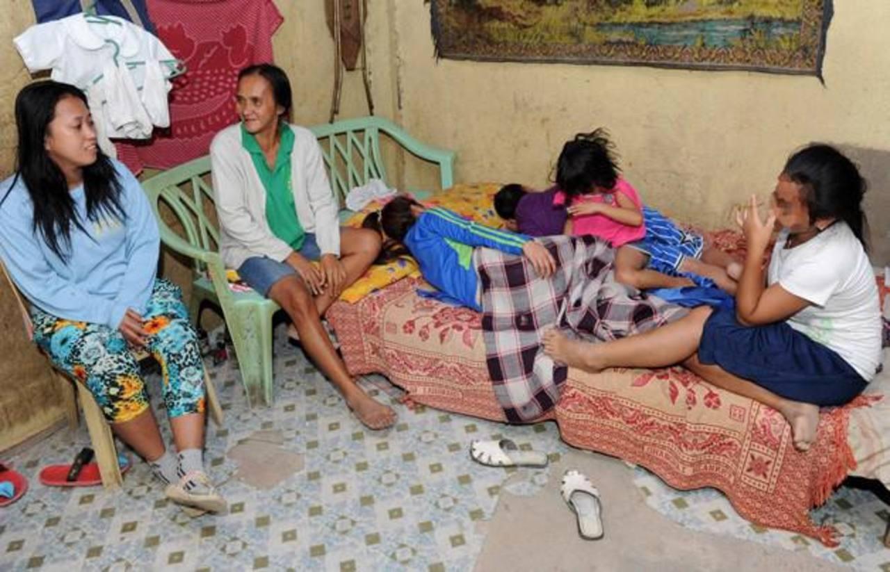 La mujer dice que sólo querían tres hijos. FOTO EDH