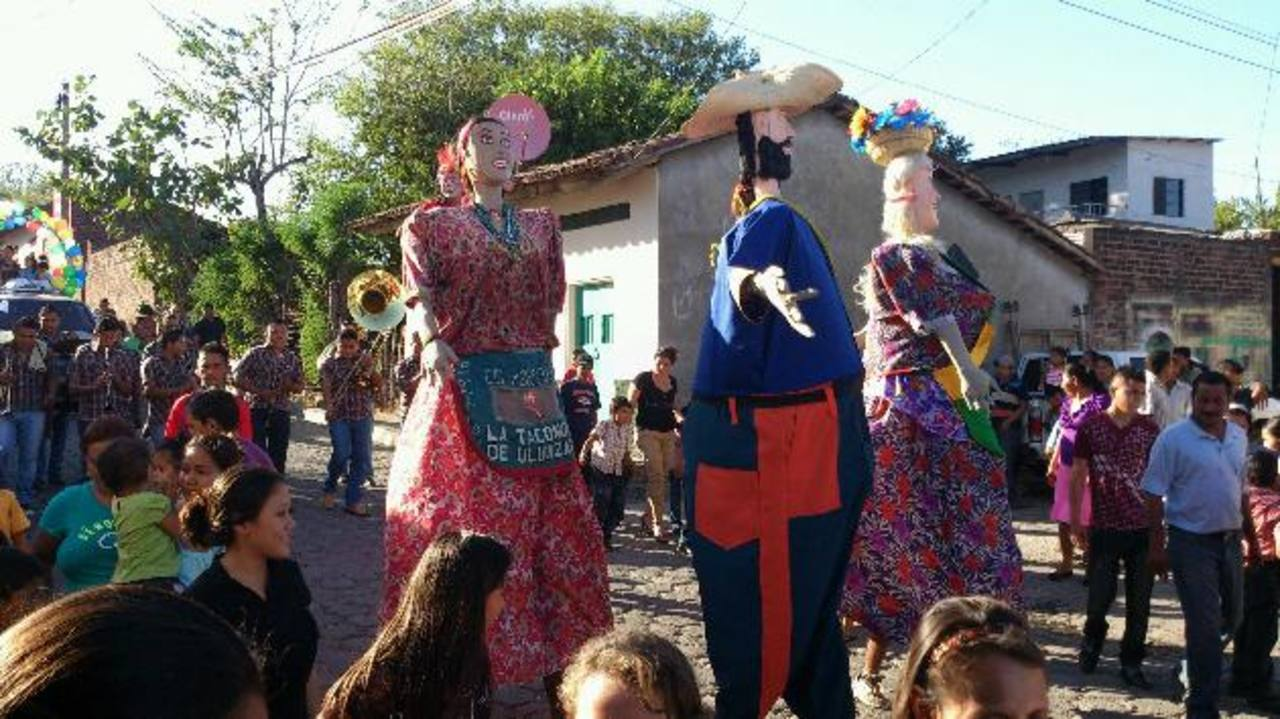 Las fiestas de Uluazapa tienen muchas actividades culturales y bailables. Habrá jaripeos. foto edh / francisco torres