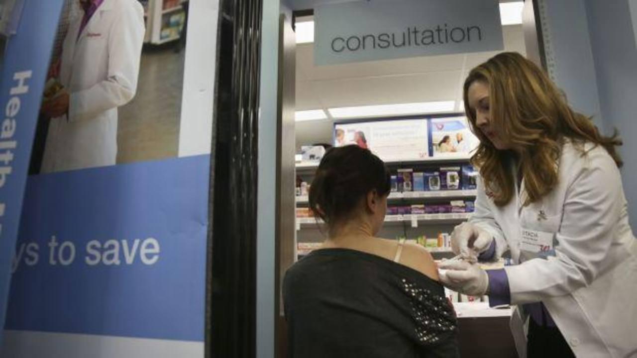 De acuerdo a los economistas esta epidemia de gripe podría costar 80 mil millones de dólares. FOTO EDH