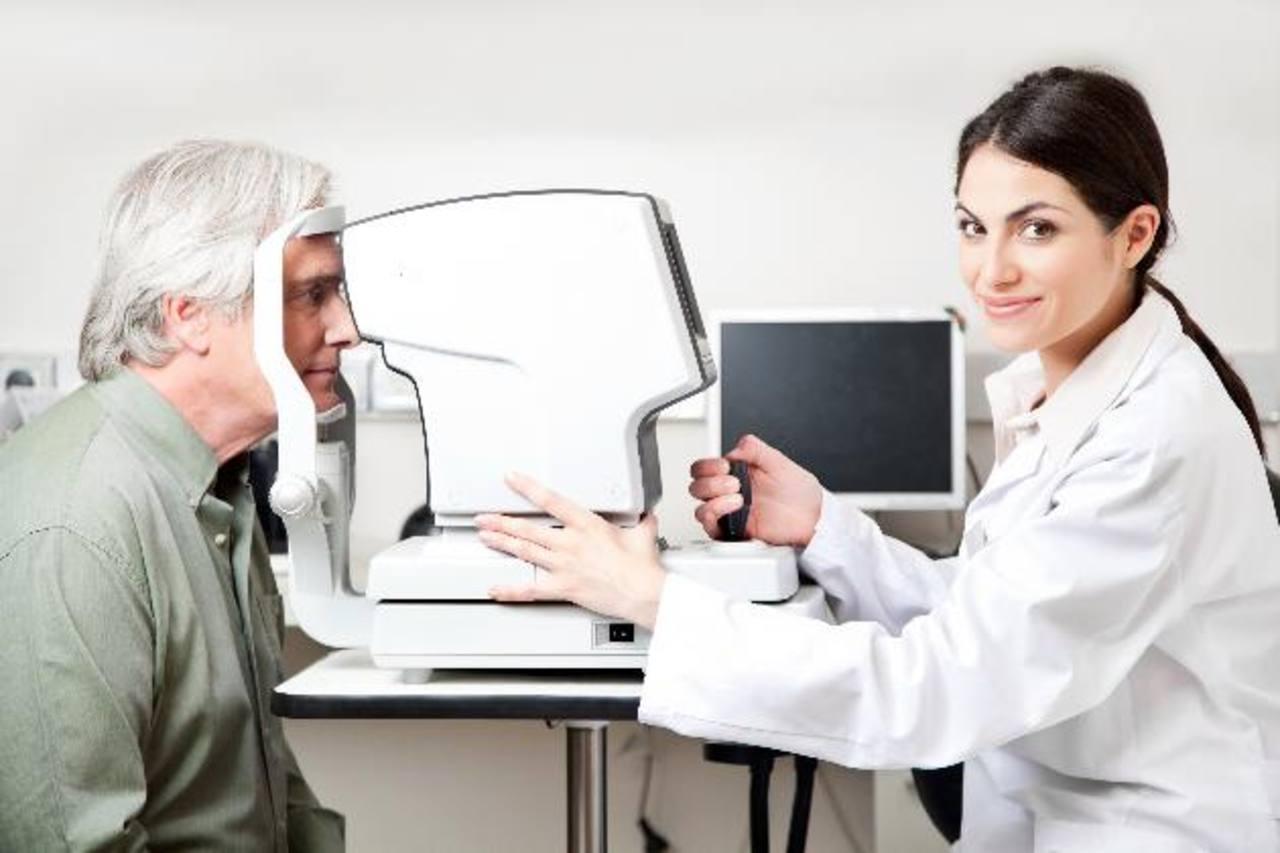 Nueva terapia de rehabilitación visual