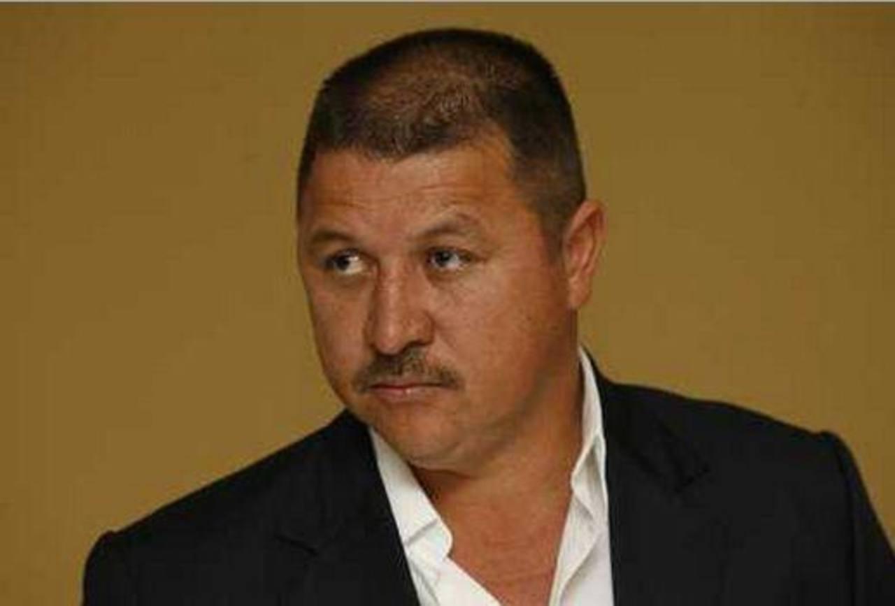 Enrique Castillo, alcalde de Jutiapa. Foto tomada de Prensa Libre