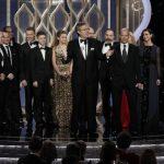 El elenco de la serie dramática de espionaje Homeland sumó tres Globos de Oro a sus múltiples premios. Estaba nominada en cuatro categorías. Fotos EDH / reuters