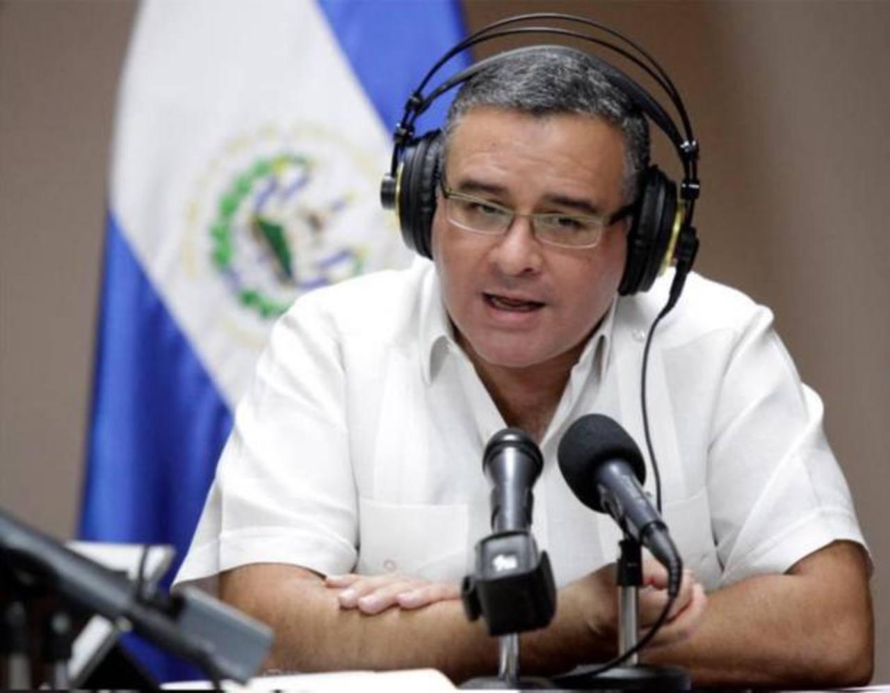 El Presidente pide a la Asamblea aprobar la modificación presupuestaria FOTO EDH
