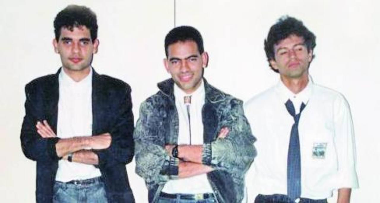 Rafael Alfaro (al centro) cuenta que la principal inspiración de la banda era el grupo británico de los Beatles. El rock progresivo fue su pasión siempre. foto EDH / cortesía