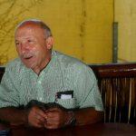 José María Moratalla, director del Polígono Industrial Don Bosco, el cual cumplió 25 años de apoyo a la juventud salvadoreña.