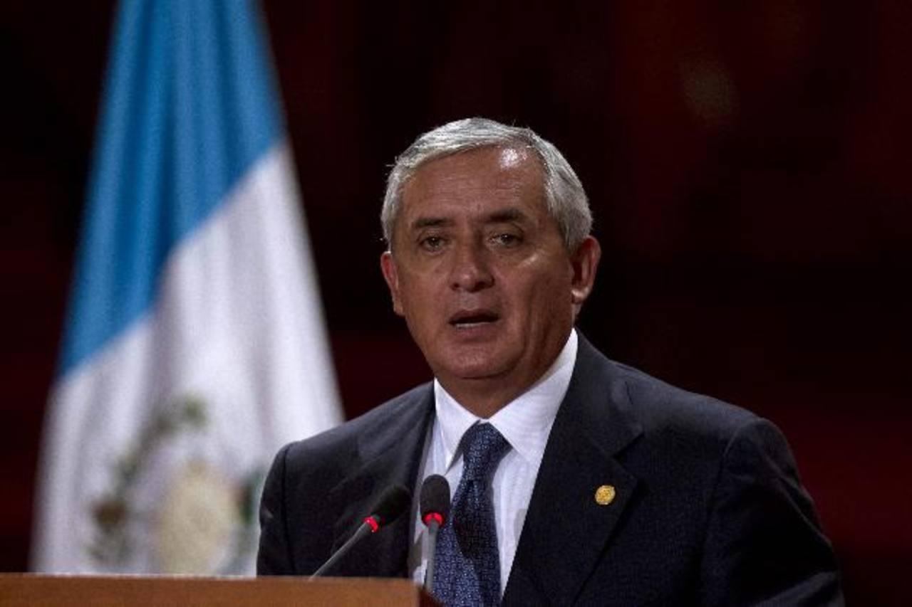 El presidente de Guatemala, Otto Pérez Molina, derogó el decreto. Foto EDH / archivoDe 1996 a la fecha, Guatemala ha sido sentencia en 28 casos de violaciones a los derechos humanos. Foto EDH / archivo.