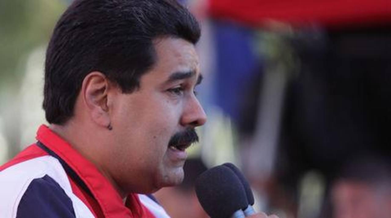 Nicolás Maduro, vicepresidente venezolano.