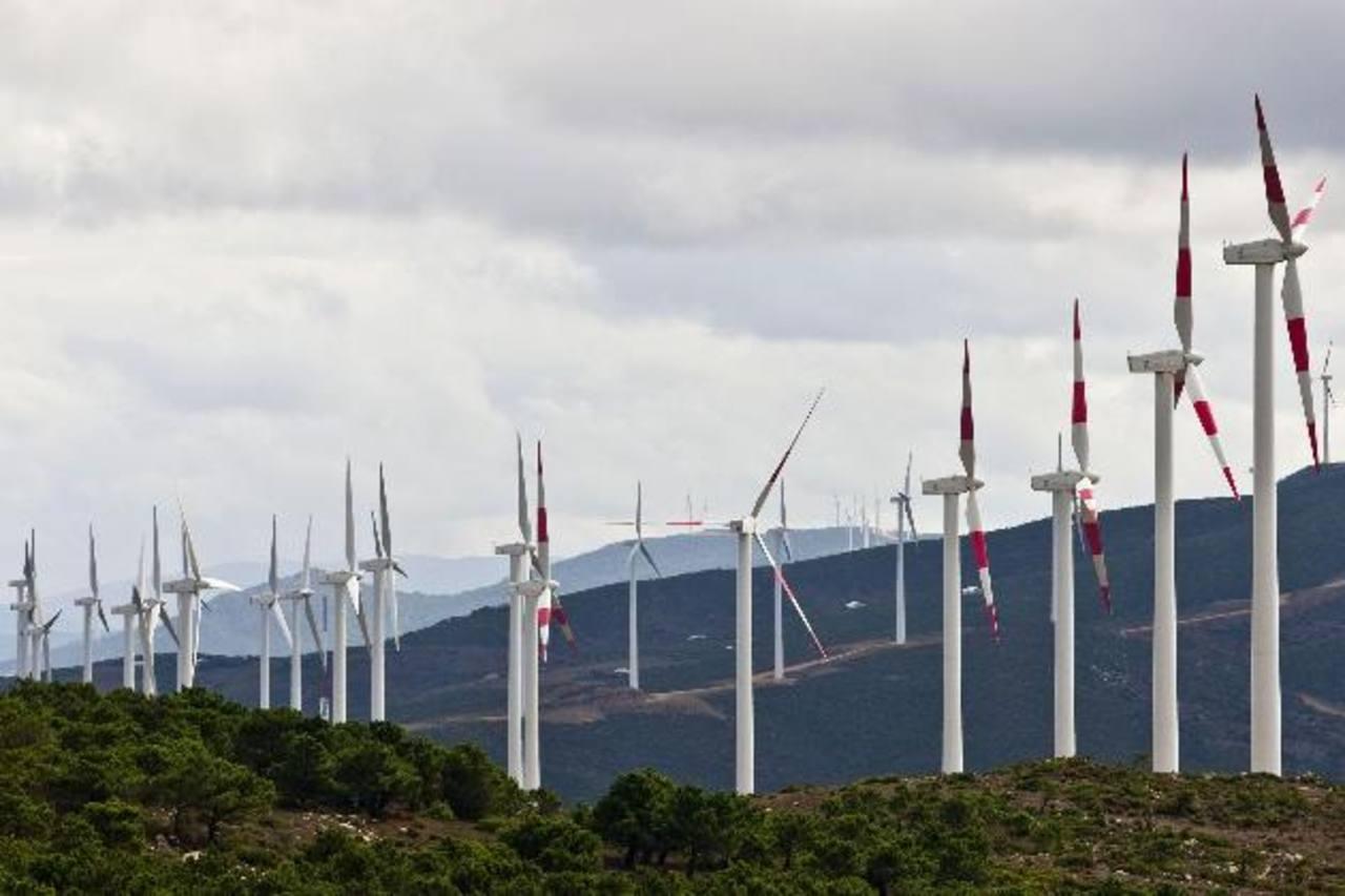 """La investigación en tecnologías """"verdes"""" ha disminuido debido a la crisis económica mundial. foto edh / archivo"""