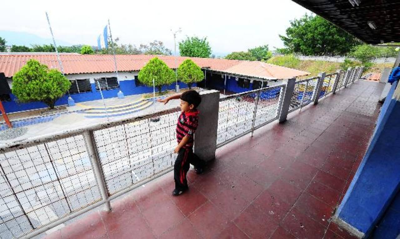 El Centro Escolar Alta Vista carece de subdirectores nombrados. Fotos EDH / Douglas Urquilla