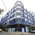 Edificio de la Corte de Cuentas. FOTO EDH/ARCHIVO
