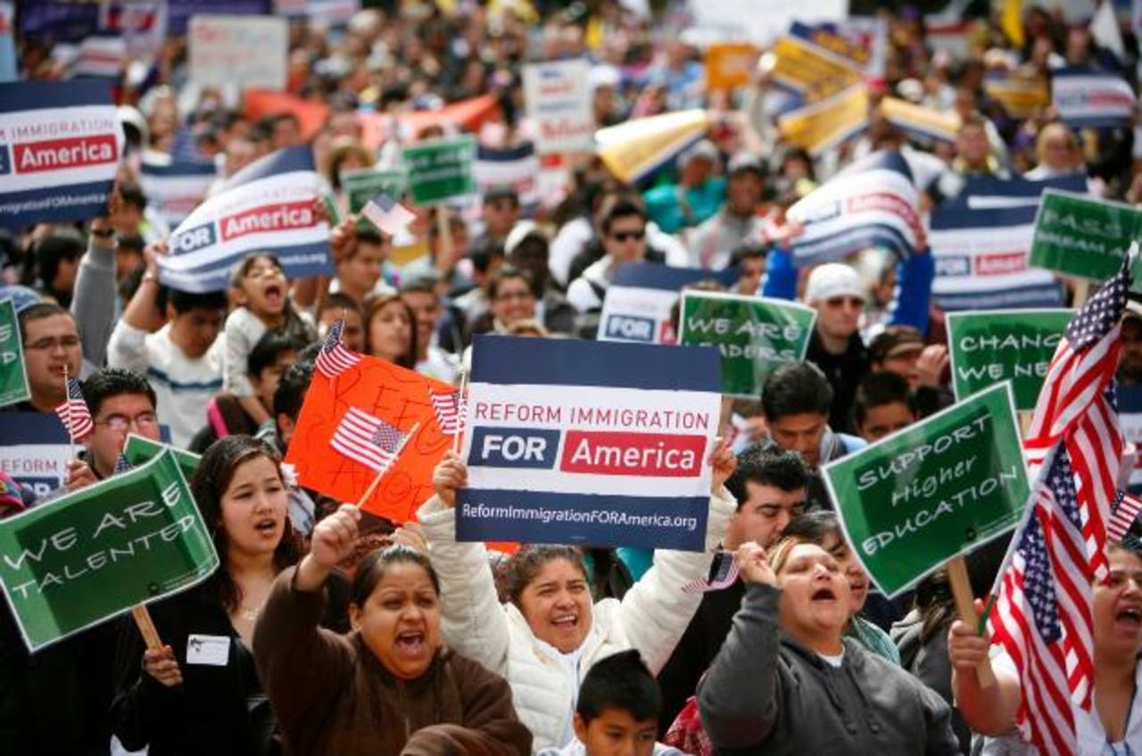 El electorado hispano resultó decisivo para que el presidente de Los Estados Unidos, Barack Obama fuese reelegido en los comicios del pasado 6 de noviembre de 2012. foto edh