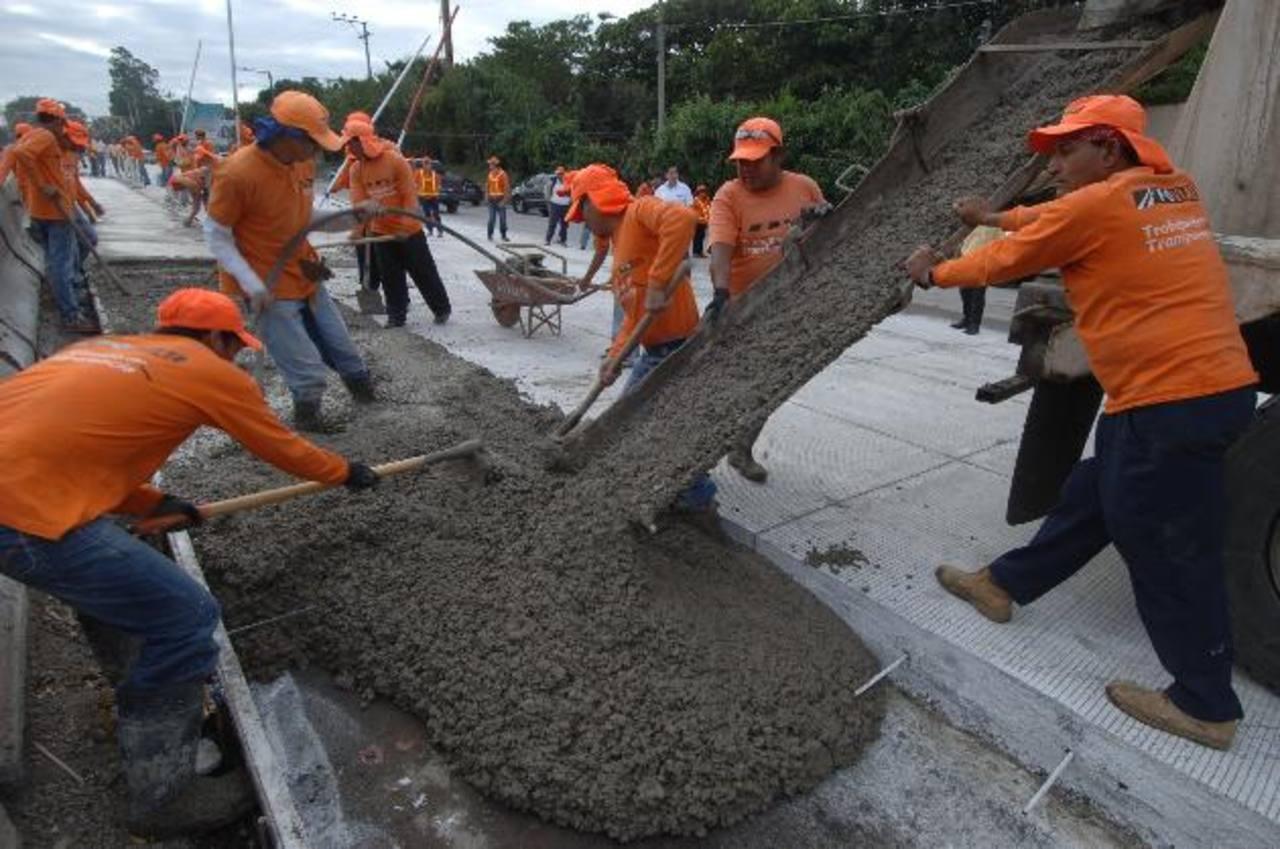 Uso de cemento o asfalto en carretera no es símbolo de desarrollo, porque hay sectores donde no es oportuno.