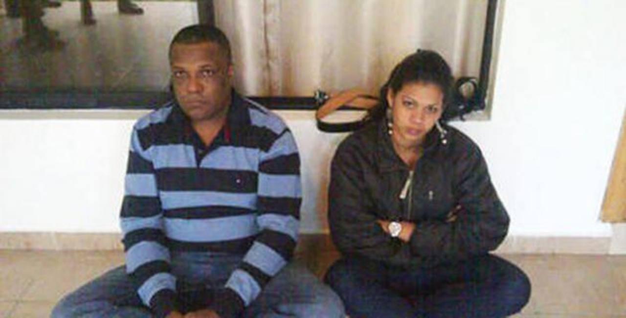 Los Smith son requeridos por la justicia colombiana por narcotráfico. foto edh / cortesía el heraldo honduras