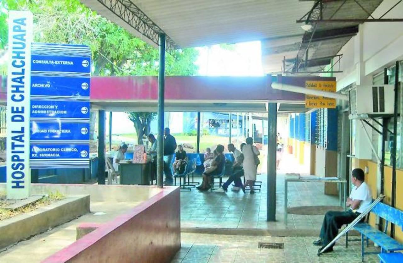 Los pacientes podrán disfrutar de los beneficios del área de salud mental en las instalaciones del hospital. Foto EDH /milton jaco