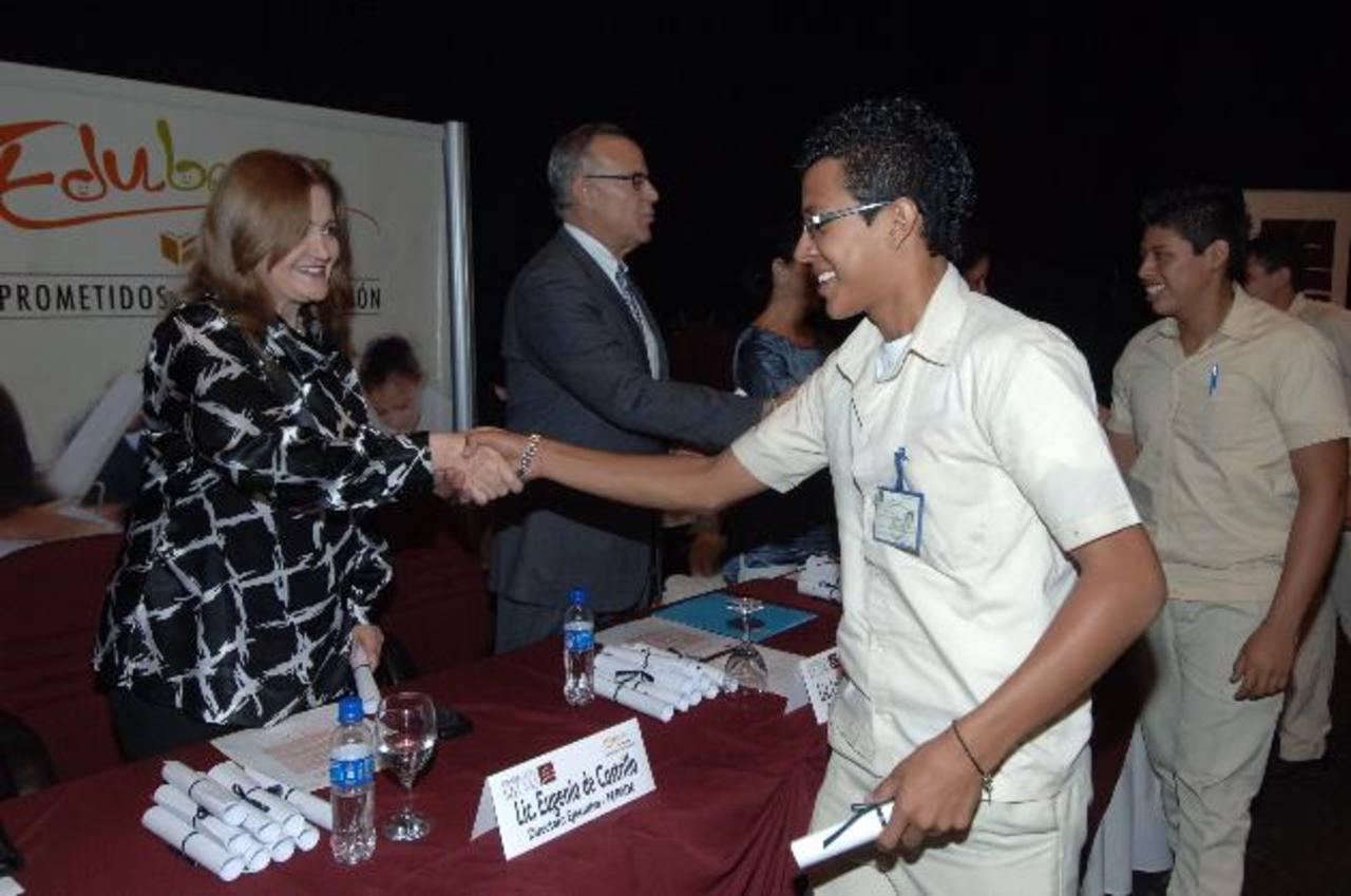 Fundación Meza Ayau reafirma su compromiso con la educación