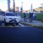 Los atacantes fueron detenidos en la zona de la plaza Salvador del Mundo