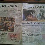 """El Gobierno venezolano rechazó enérgicamente ayer la """"falsa foto"""" de Hugo Chávez que publicó El País, una imagen que fue retirada por el periódico español junto con una disculpa pública. Foto EDH"""