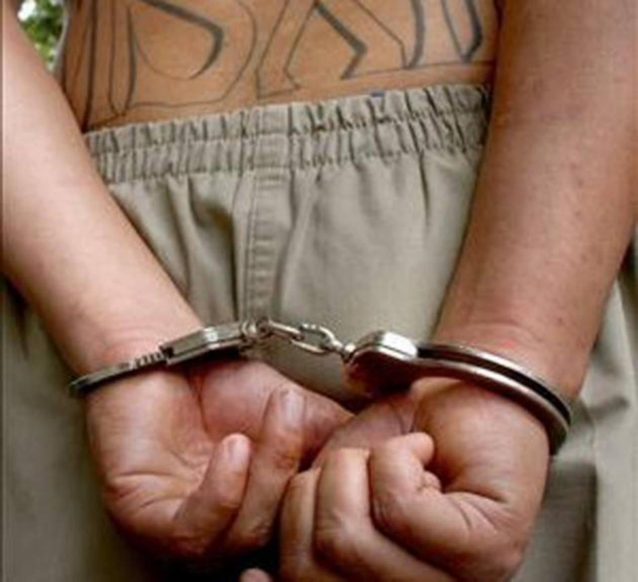 El Tribunal Especializado de San Salvador ordenó que los convictos cumplan su condena en el penal de Izalco, Sonsonate.