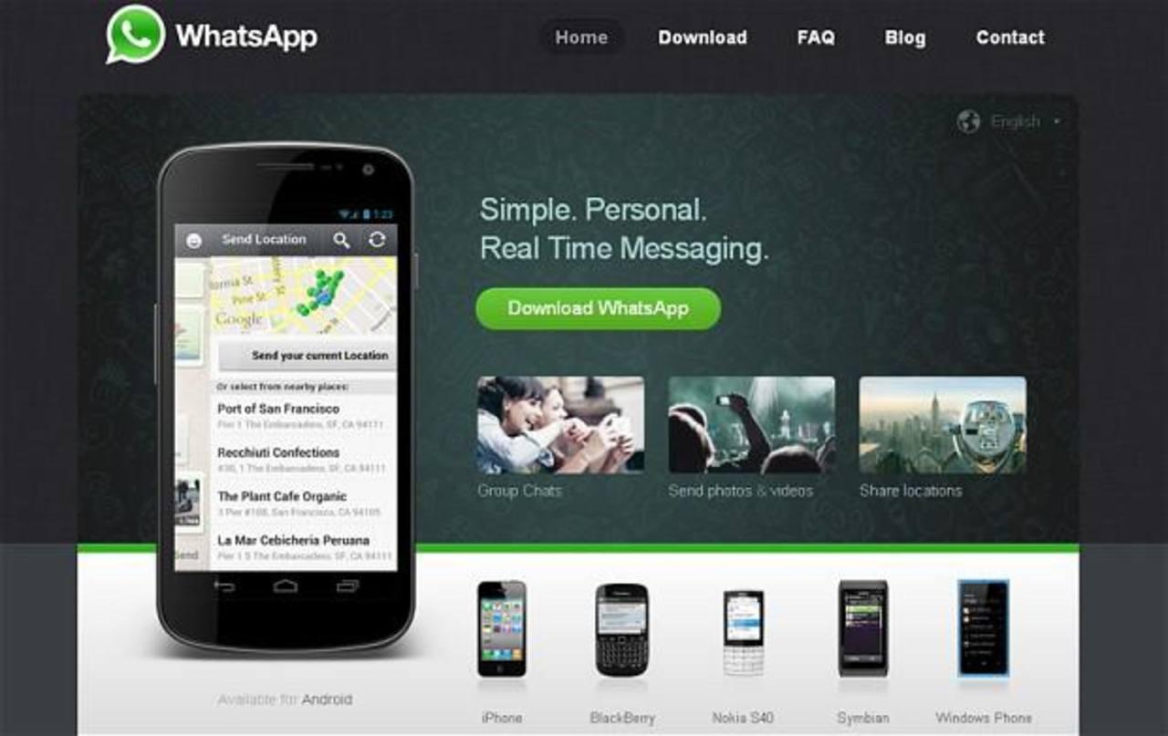 WhatsApp infringe ley de privacidad al acceder a contactos telefónicos