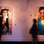 La estética de las fotos personales en las diversas redes sociales inspiró el trabajo de Luis Cornejo.
