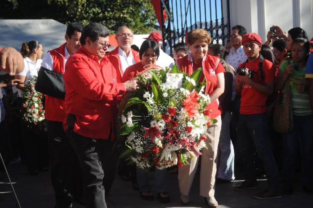 FMLN va por afianzar el poder económico