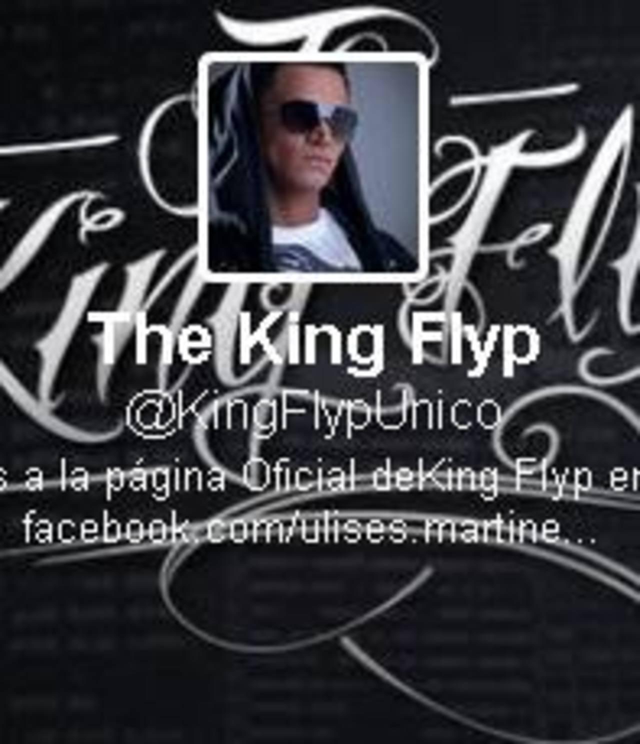 The King Flyp se suma a Twitter
