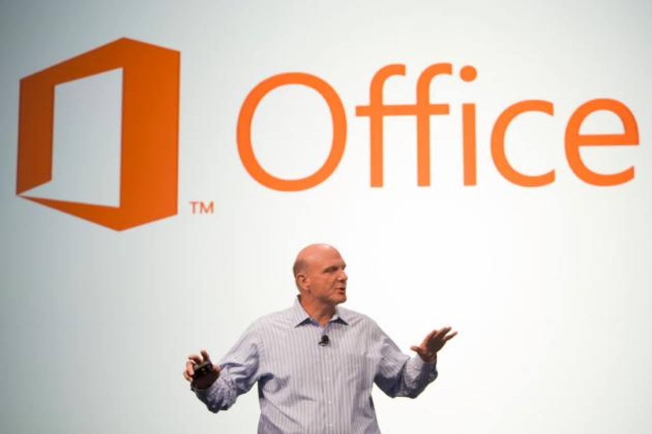 A partir de este martes Office ya no es un producto, es un servicio en la Nube que se puede adquirir a través de suscripción. FOTO EDH