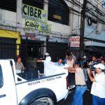 Bryan Alexander Rivas, de 17 años, fue asesinado ayer en la capital por razones aún desconocidas. Foto EDH / René Estrada