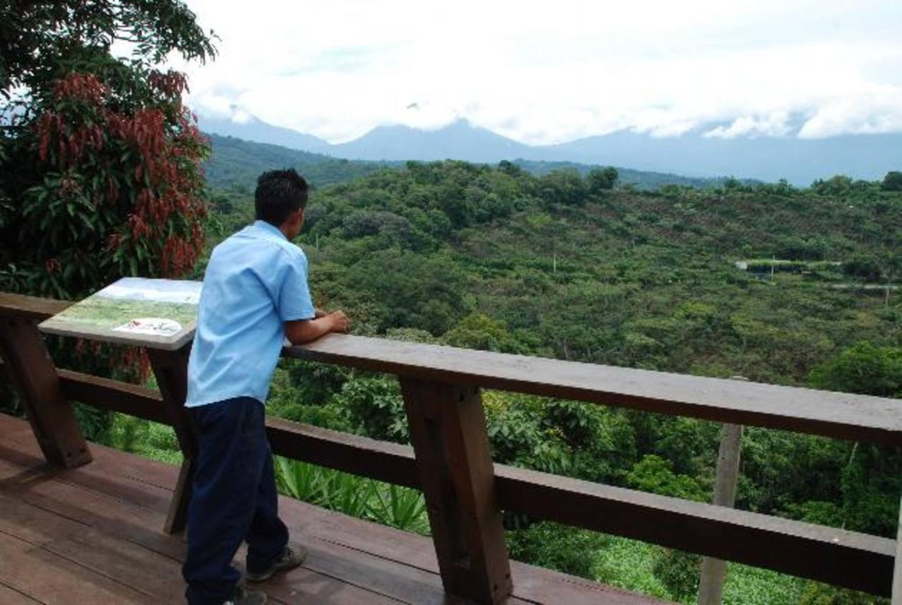 Salcoatitán forma parte de ruta turística, donde se aprecia variedad de paisajes. Foto EDH / archivo
