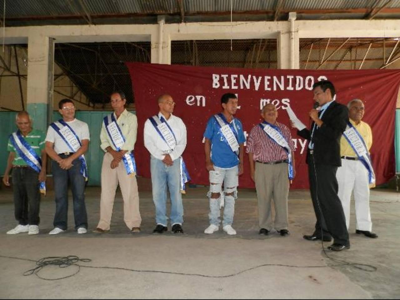 Durante el evento los privados de libertad participaron en diferentes concursos y números artísticos. Foto EDH / Milton Jaco