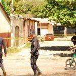 David Ernesto Canales Hernández, de 18 años, fue asesinado a la entrada del departamento de La Unión, en la zona de La Playa. Le dispararon desde una moto; al parecer, porque se rehusó a crear una nueva clica MS. Foto EDH / Insy Mendoza