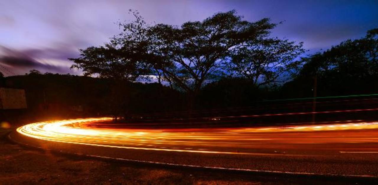 El kilómetro 30 y medio, conocido como El Papaturro, es el testigo silencioso de múltiples accidentes de tránsito.