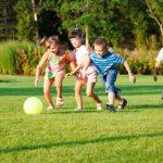 Jugar en la infancia evita sobrepeso a futuro