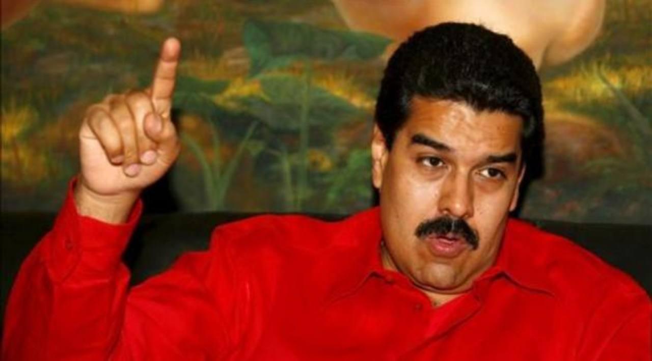 Nicolás Maduro, vicepresidente en funciones de Venezuela. Foto EDH /archivo