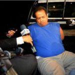 Landaverde fue capturado la semana pasada dentro de un autohotel carretera al Puerto de La Libertad. FOTO EDH /ARCHIVO