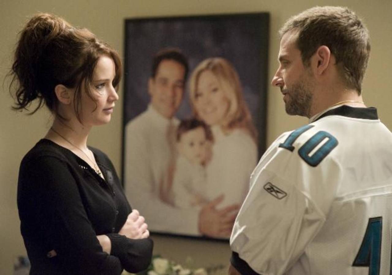 Jennifer y Bradley, el lado bueno de los Oscar