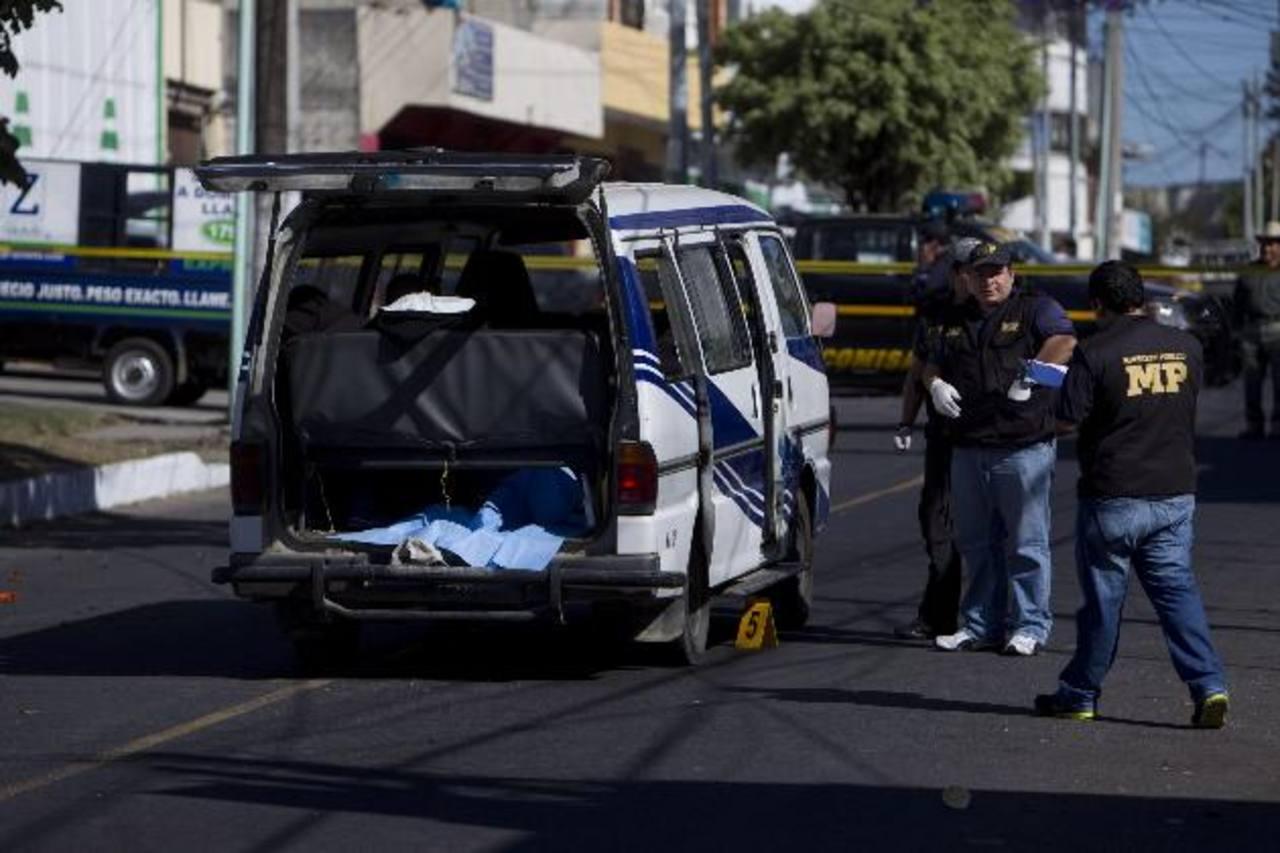 Los ataques fueron cerca del Penal para Varones y el otro cerca de la Granja Penal de Pavoncito. foto edh / efe