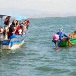Los pescadores y lancheros capacitados aseguran que ser guías les generara ingresos extra para una mejor vida y explotación del turismo. Foto EDH / insy Mendoza