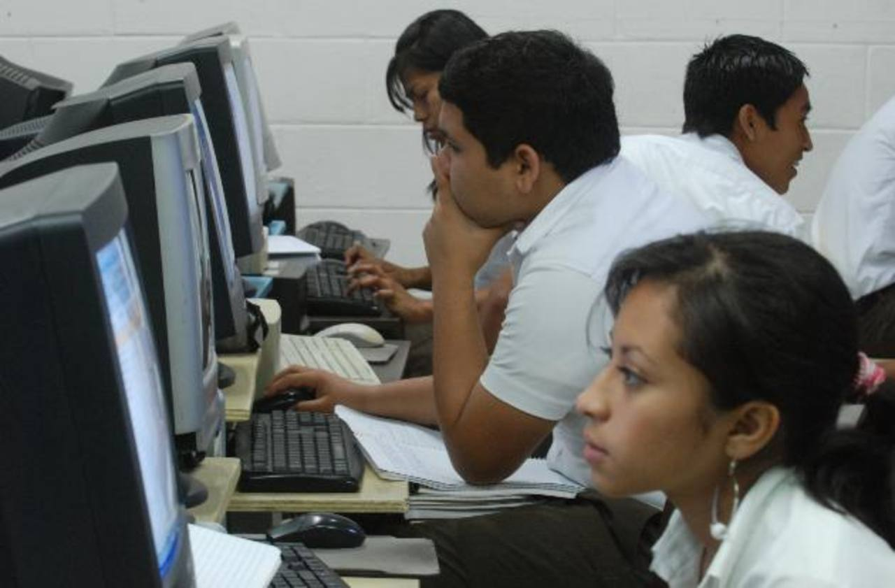 Según el Mined, institutos aún no tendrán internet