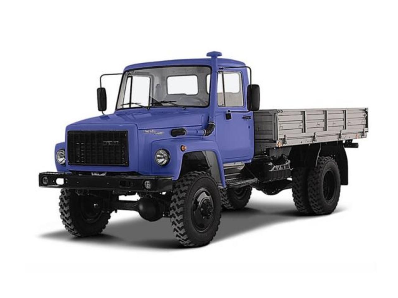 Los camiones rusos son 4x4, y tienen capacidad para dos y cuatro toneladas. Son ideales para labores agrícolas. foto edh / cortesía