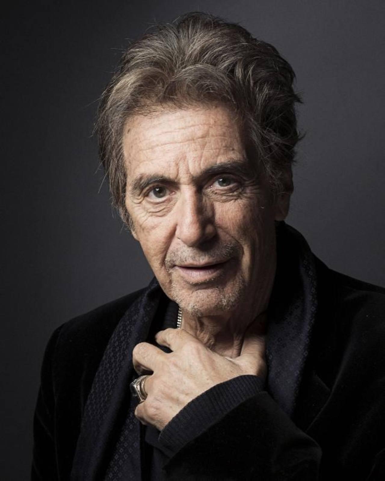 """Al Pacino: """"A veces estoy tentado a decir '¿Por qué estoy haciendo esto?"""""""