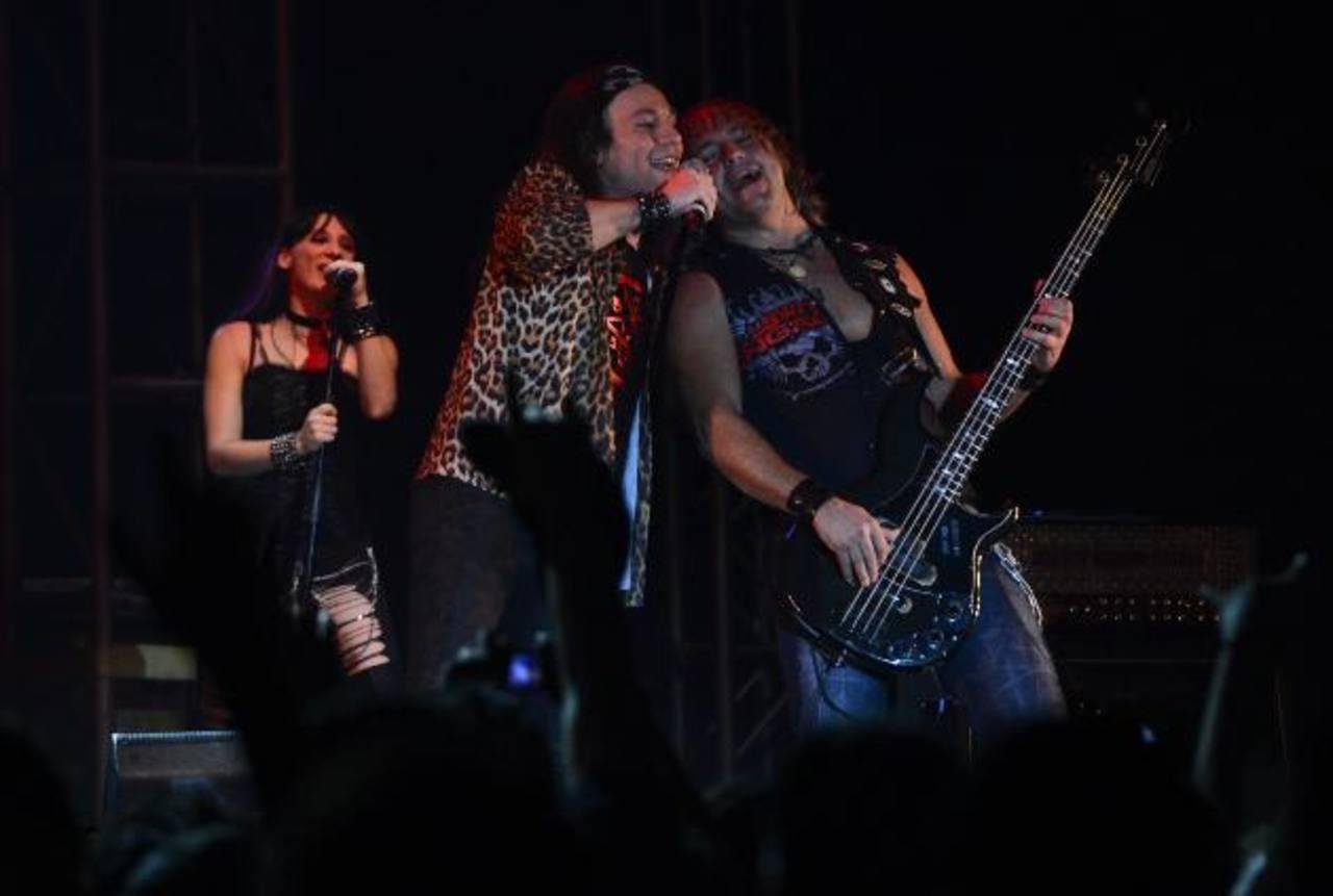 Mago de Oz vino a El Salvador con nuevo disco y nuevo vocalista: Zeta. Fotos edh/marvin Recinos