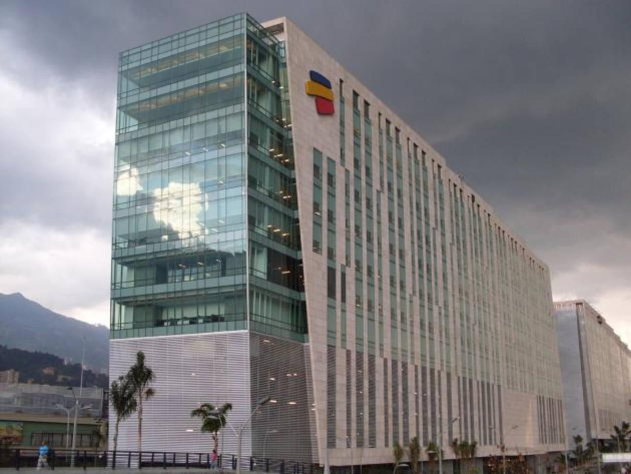 Edificio sede principal de Bancolombia en la ciudad de Medellín. Foto tomada de internet