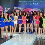 El privilegiado grupo de finalistas está formado por 15 señoritas. La gala de elección y coronación de las nuevas reinas será el próximo 26 de abril. Fotos EDH/ Mauricio Cáceres
