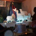 Los altares o huertos son elaborados por las personas que reciben en sus casas al Nazareno. Foto edh / cortesía
